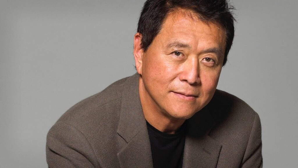 Profile photo of Robert Kiyosaki